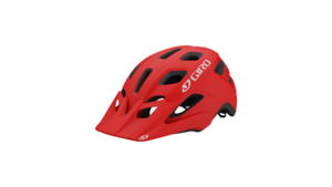 Giro Fixture matte trim red